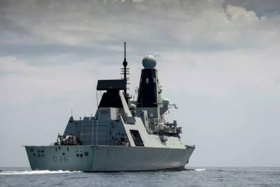 Захарова назвала цель провокации британского эсминца в Черном море