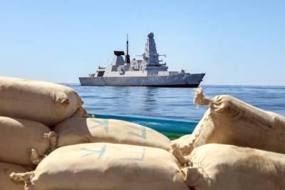 Захарова назвала цель провокации с британским эсминцем