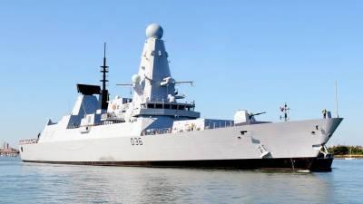 В МИД заявили о политическом компоненте инцидента с эсминцем