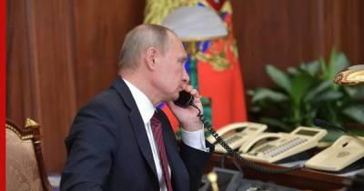 Путин и Эрдоган обсудили возобновление авиасообщения и ситуацию в Нагорном Карабахе