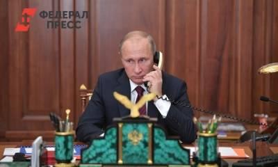 Что Путин обсудил с Эрдоганом: главное