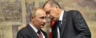 Путин обсудил по телефону с Эрдоганом возобновление авиасообщения и поставки «Спутника V»