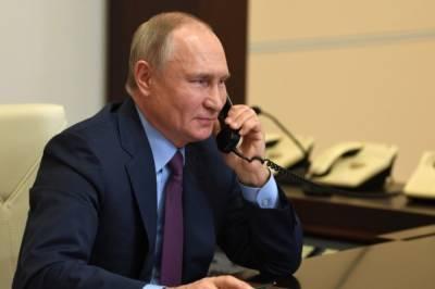 Путин и Эрдоган обсудили поставки вакцин и ситуацию в Нагорном Карабахе