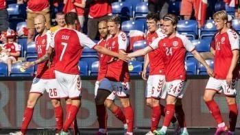 Евро-2020: Уэльс - Дания - датчане выйдут в 1/4 финала