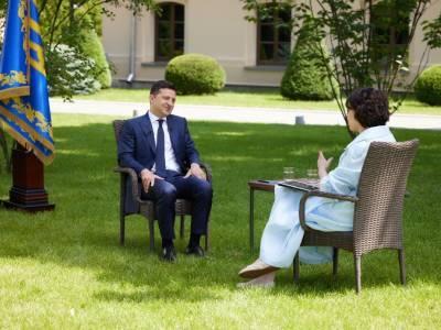 Зеленский: Я считаю положительным то, что Байден и Путин встретились