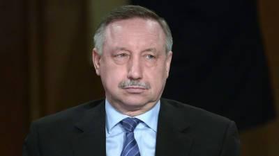 Беглов призвал к «нулевой толерантности» к выступающим против вакцинации