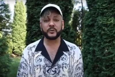 Захарова прокомментировала статус Филиппа Киркорова как угрозу нацбезопасности Украины