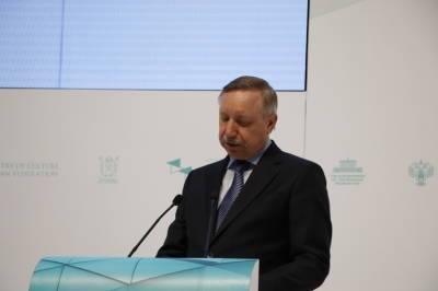 Беглов уверен, что ПМЭФ и футбол не повлияли на заболеваемость COVID-19 в Петербурге