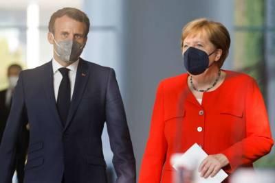 Лидеры ЕС отклонили инициативу Меркель и Макрона провести встречу с Путиным