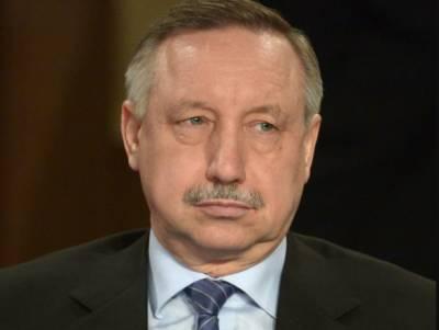 Губернатор Петербурга призвал к «нулевой толерантности» к противникам вакцинации