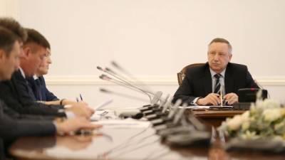 Губернатор Петербурга намерен повторно пройти вакцинацию от COVID-19