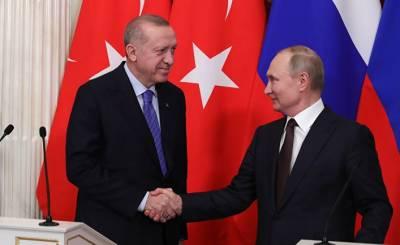 Sözcü (Турция): Эрдоган и Путин провели телефонные переговоры