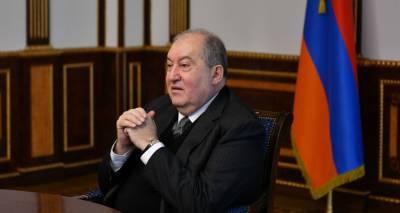 Начальники инженерными войсками и войсками ПВО ВС Армении отправлены в отставку