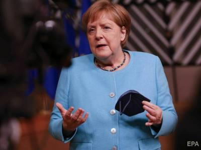 Меркель: Будут разработаны форматы переговоров ЕС с Россией. Но не на уровне лидеров