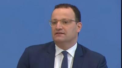 """Глава Минздрава ФРГ: """"Дельта"""" летом может стать доминирующим в Германии"""