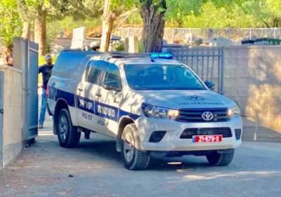 За одну ночь в Израиле произошли два убийства