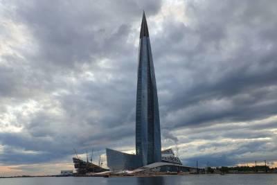 В Смольном оценили выгоду для Петербурга от переезда «Газпрома»