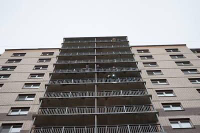 В Петербурге нашли разорванное после падения с 25 этажа тело