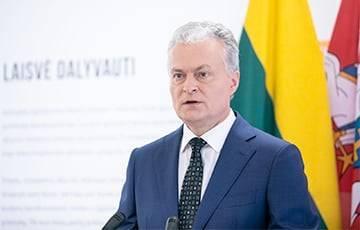 Президент Литвы: ЕС обратил внимание на потоки нелегальной миграции из Беларуси