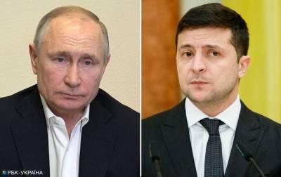 Встреча Путина и Зеленского может сорваться. В России назвали причину