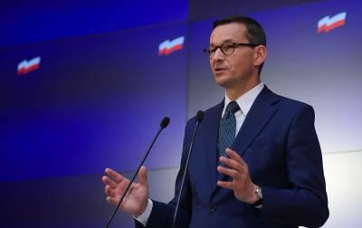 Саммит ЕС-Россия был бы подарком Путину за агрессивную политику, - премьер Польши