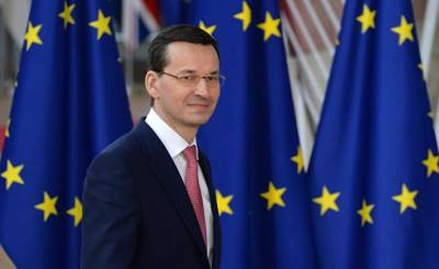 Премьер Польши: встреча лидеров ЕС и РФ стала бы наградой для Путина за агрессию (Polskie Radio, Польша)