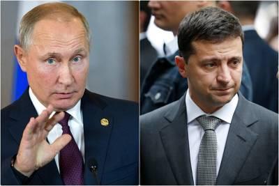 В Кремле пояснили, почему встреча Путина и Зеленского может не состояться