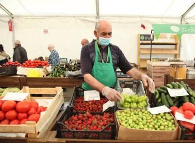 В Баку и Абшеронском районе пройдут сельскохозяйственные ярмарки (ФОТО)