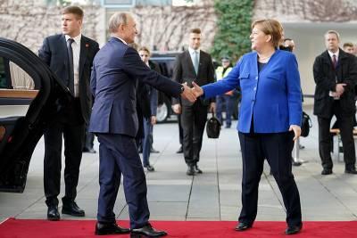 Меркель объяснила свое предложение лидерам ЕС встретиться с Путиным