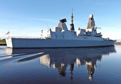 Алексей Леонков назвал «двойным фиаско» попытку провокации британского эсминца у берегов Крыма