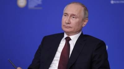 Путин провёл переговоры с эмиром Катара