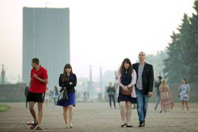 Петербургским выпускникам пожелали найти дело жизни