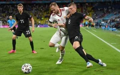 УЕФА расследует возможные дискриминационные проявления на матче Германия - Венгрия