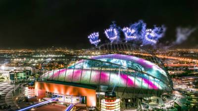 Путин обсудил с эмиром Катара подготовку к чемпионату мира-2022