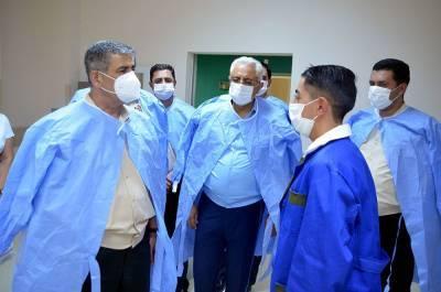 Министр обороны Азербайджана встретился с военнослужащими, проходящими лечение в военном госпитале (ВИДЕО)