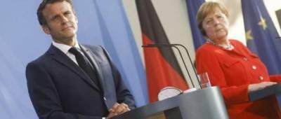 Меркель и Макрон рассказали, зачем им встречаться с Путиным