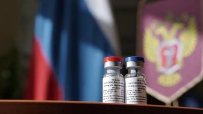 Петербург получил более ста тысяч доз вакцины от коронавируса