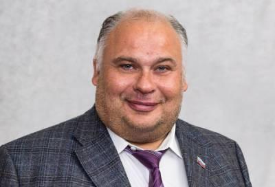 Умер депутат Ленинградского Закса Павел Воробьев