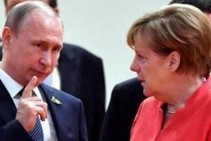 Меркель позвала на саммит Путина. Евросоюз осадил ее пыл
