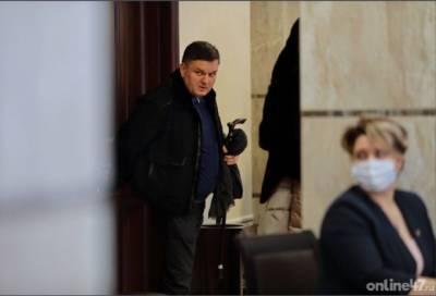 Сергей Перминов выразил соболезнования в связи со смертью депутата ЗАКСа Ленобласти Павла Воробьева