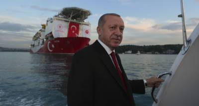 "Эрдоган дал старт строительству канала ""Стамбул"""