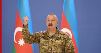 Алиев пообещал усилить вооруженные силы Азербайджана