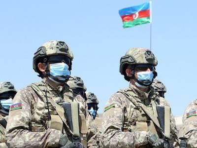 Алиев заявил об увеличении армии Азербайджана