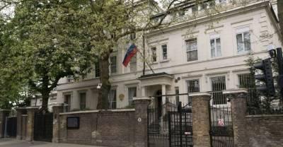 """Отношения Москвы и Лондона достигли """"нулевого дна"""", заявил российский посол"""