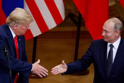 Трамп признался в хороших отношениях с Путиным