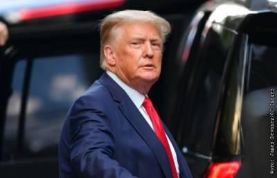 """Трамп заявил, что политика Байдена ведет страну к """"катастрофе"""""""