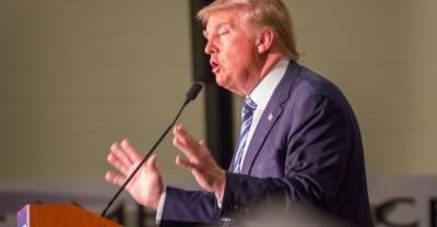 Трамп назвал президентские выборы в США преступлением века