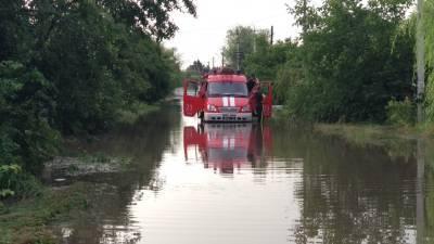 В Килие наводнение: город остался без света, не работает водопровод