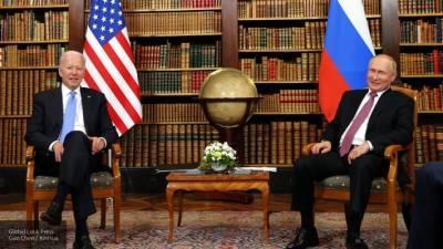 Эксперт предположил, какое условие по Белоруссии Путин мог поставить перед Байденом