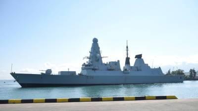 Захарова оценила опубликованные в СМИ документы об операции эсминца Defender